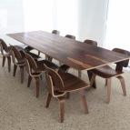 Eames-inspired Dining Table
